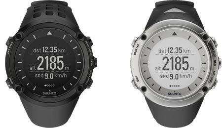 4543d9736 Suunto anuncia el Ambit un reloj de montaña con GPS -