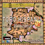 Disponible TopoHispania 2.04 ruteable