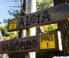 PR-G 1 Monte Galiñeiro