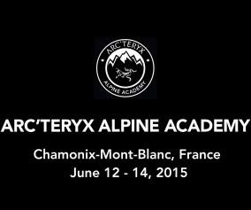Llega la cuarta edición del Arc'teryx Alpine Academy @arcteryx