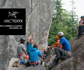 Video Arc'teryx Climbing Academy