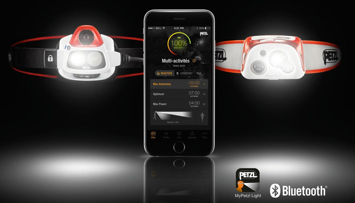 MyPetzl-Light
