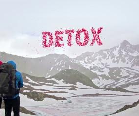 Campaña de Greenpeace contra el uso de PFC en la ropa de montaña