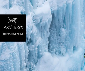 Video, escalada en hielo Cold Focus en 4K