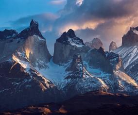 Vídeo, Spine of the South un recorrido por los Andes