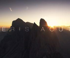 Aeris Acuti un recorrido aéreo por Dolomitas