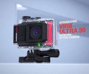 Garmin anuncia la cámara Virb Ultra 30