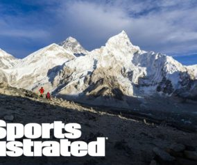 Escalar el Everest en Realidad Virtual