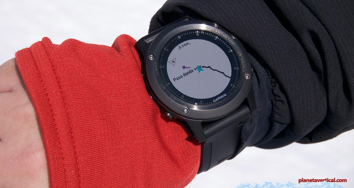 garminfenix3hr-alpinismo