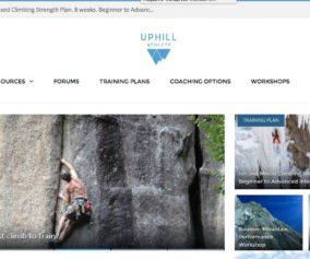 Entrenamiento físico montaña