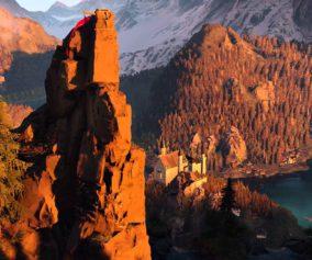 The Climb un videojuego de escalada en VR