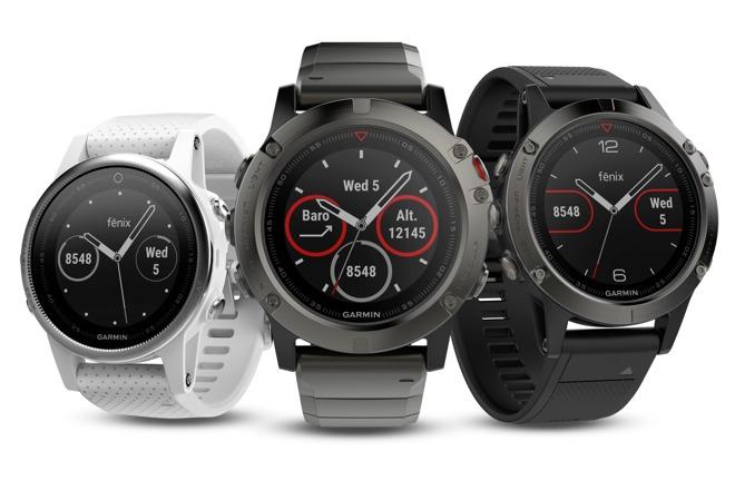 f40ba1620eb2 Garmin Fenix 5 nuevo reloj GPS de montaña