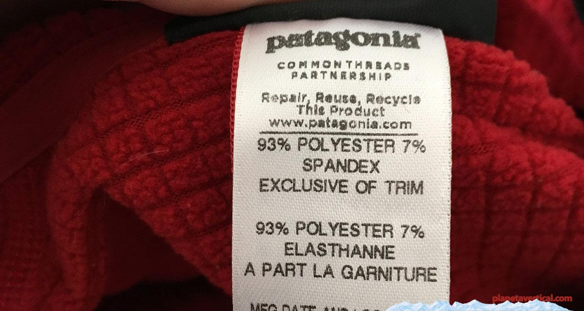 Patagonia repara gratis sus prendas